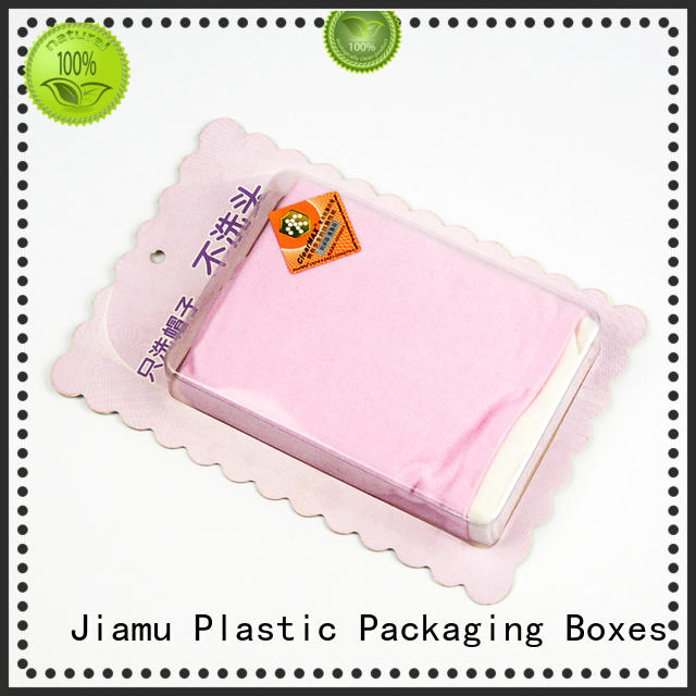 Jiamu professional biodegradable plastic containers from China for toothbrush
