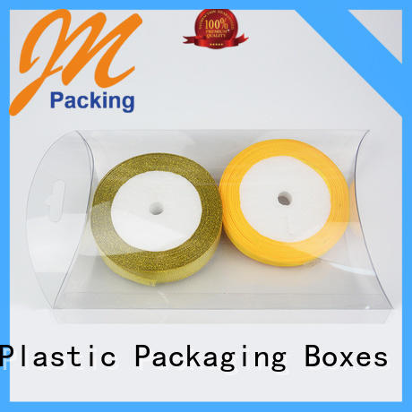 Jiamu excellent plastic retail packaging boxes wholesale for cosmetic