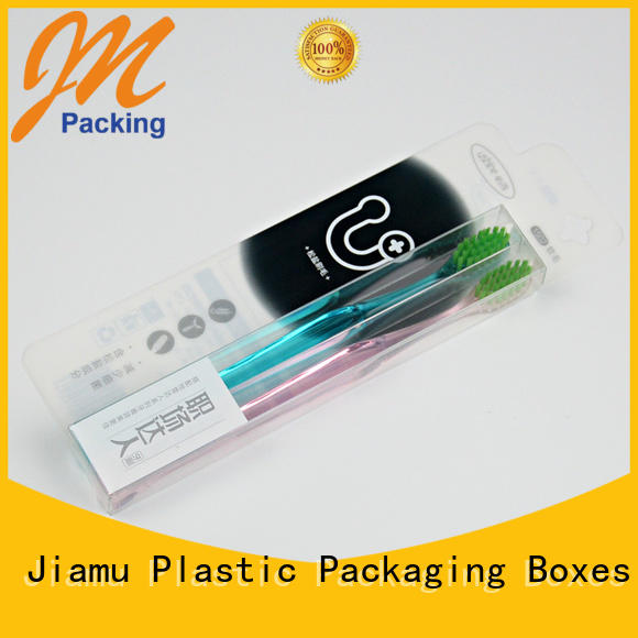 approved plastic box gift packaging steam directly price for stationary