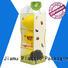 Jiamu Brand accept logo cream small pvc folding box