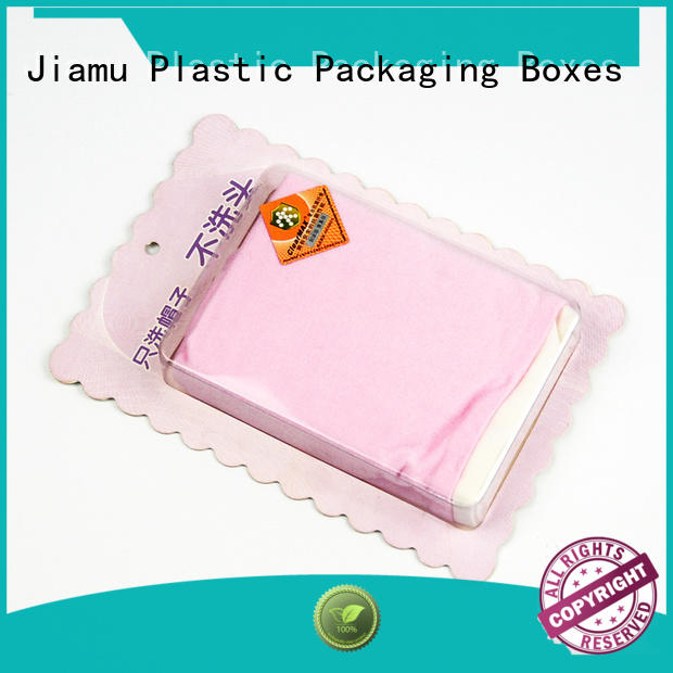 Jiamu compartment daily necessities blister packaging factory price for batteries