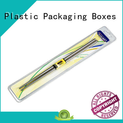 Custom supermarket daily necessities blister packaging packing material Jiamu