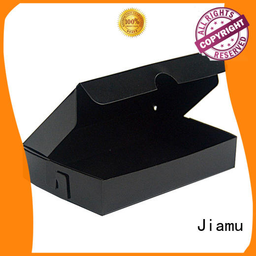 Jiamu excellent plastic retail packaging boxes wholesale for electronic product