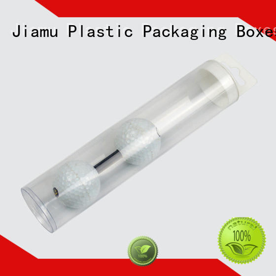 approved plastic round packaging clear supplier for clothes