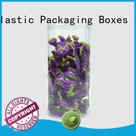 Jiamu food plastic cylinder packaging on sale for hardware items