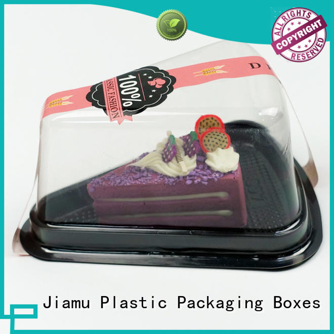 Jiamu eco-friendly blister packaging suppliers factory price for canteen