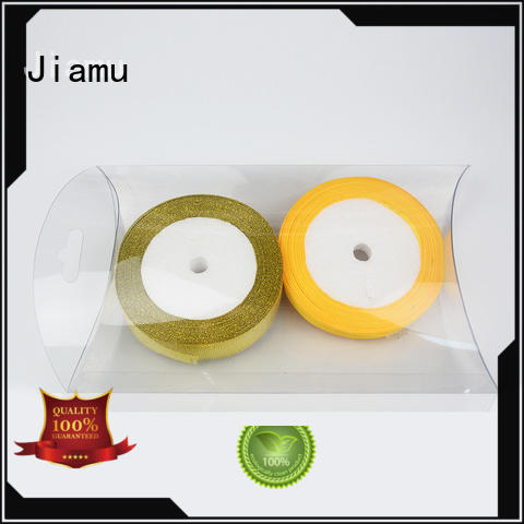 Jiamu stable plastic packaging box wholesale for electronic product