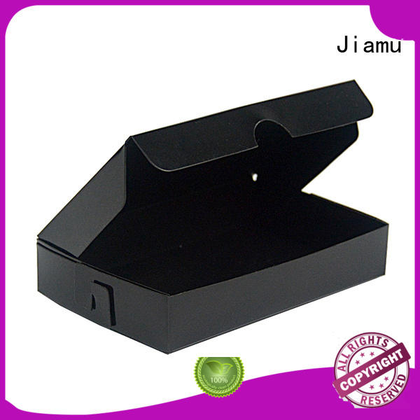 Jiamu folding plastic package printing manufacturer for electronic product