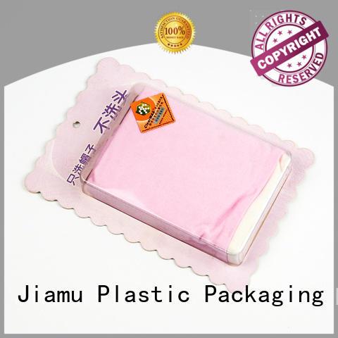 Custom Printing Blister Packaging for Hair-drying Cap