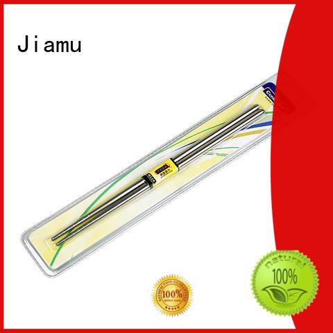 customized punching wax blister home Jiamu company
