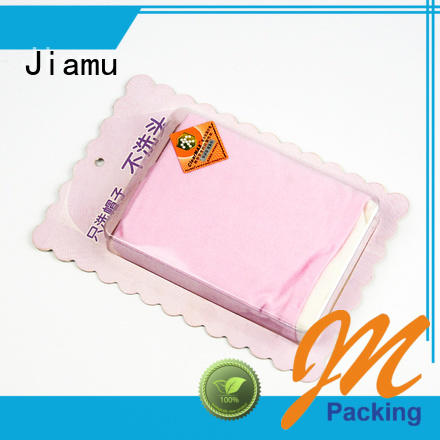 transparent biodegradable plastic containers from China for scissors