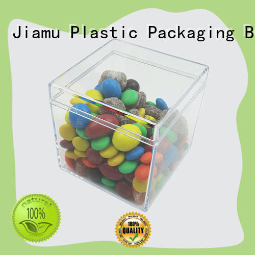 Jiamu multifunction cupcake containers wholesale for business for food
