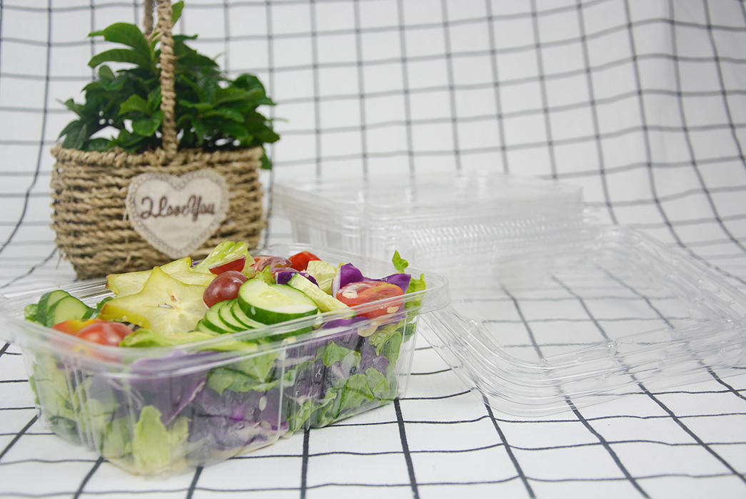 Jiamu-Professional Transparent Plastic Fresh Fruit Salad Blister Pack Supplier
