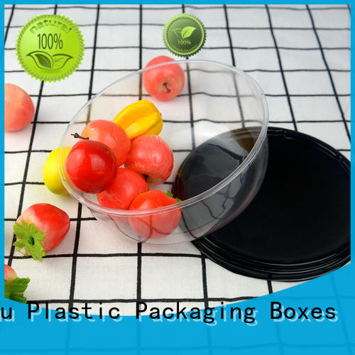 Jiamu customized food blister packaging on sale for cafeteria