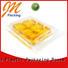 Quality Jiamu Brand wax blister compartment supermarket