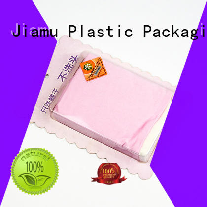 Jiamu biodegradable cosmetic packaging supplies company for batteries