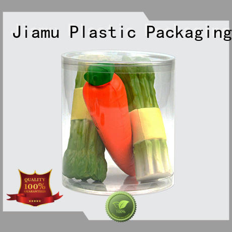 tube packaging suppliers clear factory price for toy