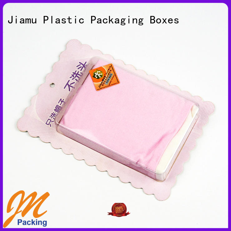 Jiamu waxmelt wax blister packaging from China for candles