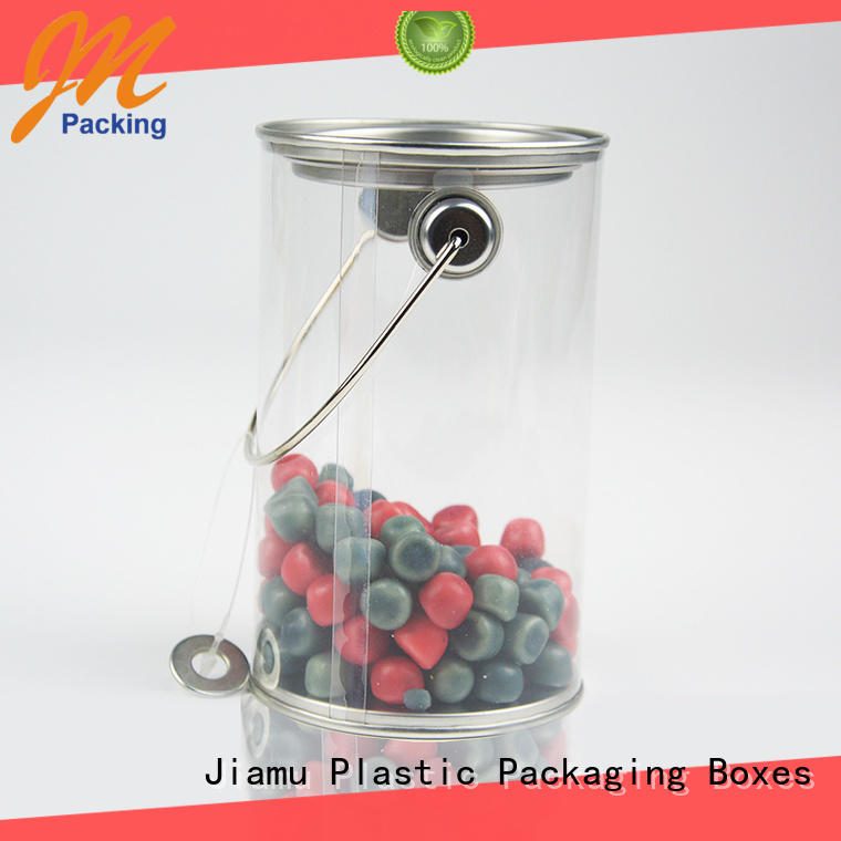 excellent pvc tube packaging safe factory price for gifts