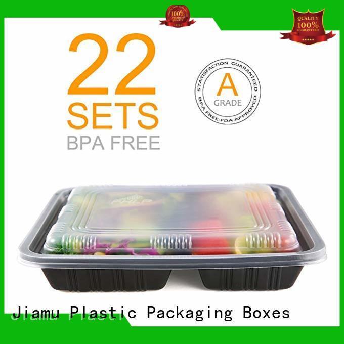 supermarket blister packaging punching wax melt pack Jiamu company