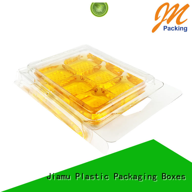 durable daily necessities blister packaging cap supplier for scissors