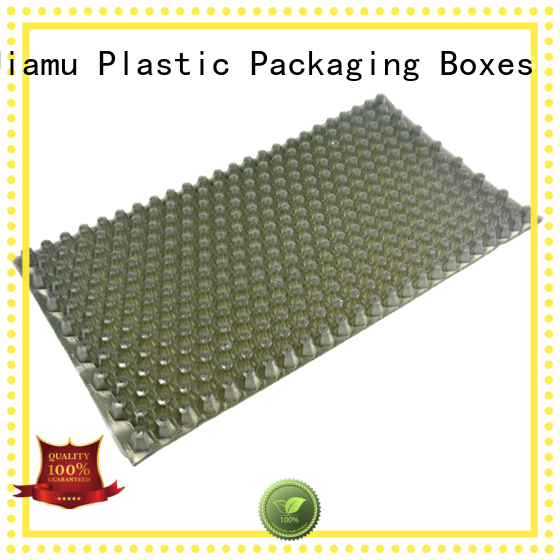 Jiamu customized daily necessities blister packaging on sale for candles