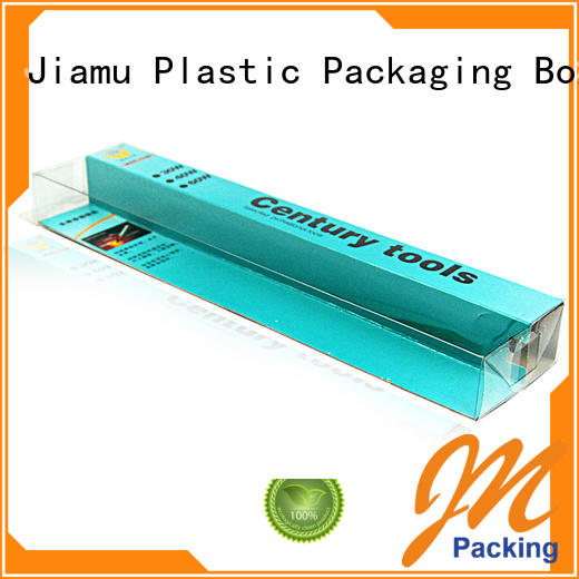 small plastic packaging boxes gift customized small pvc folding box manufacture