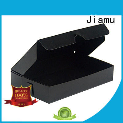 small plastic packaging boxes toothpaste packaging logo Jiamu Brand company