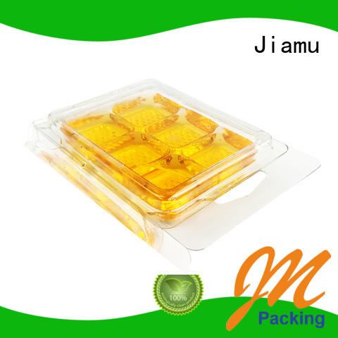 durable biodegradable plastic containers packaging supplier for spoon knife