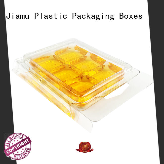 Jiamu customized wax blister packaging on sale for signature pen