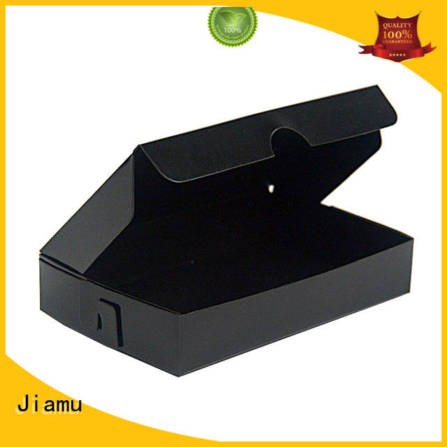 Jiamu stable pvc folding box from China for stationary