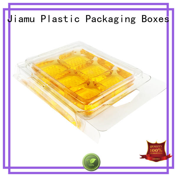 Jiamu best biodegradable plastic containers suppliers for fork