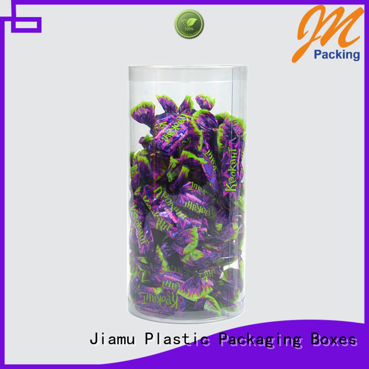 Jiamu apple plastic packaging tubes manufacturer supplier for clothes