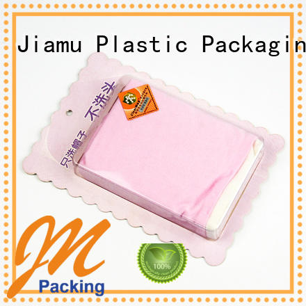 Jiamu packaging daily necessities blister packaging supplier for toothbrush