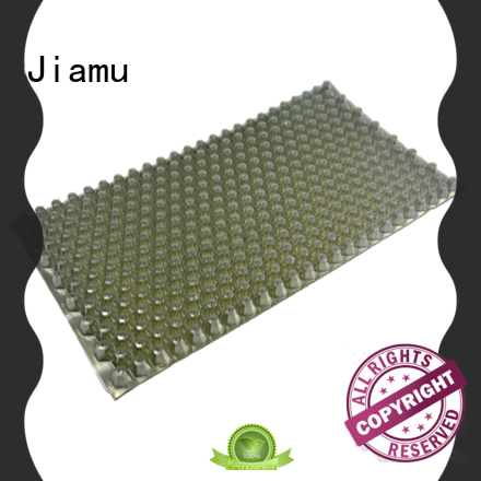 thermoforming biodegradable plastic containers supplier for batteries Jiamu