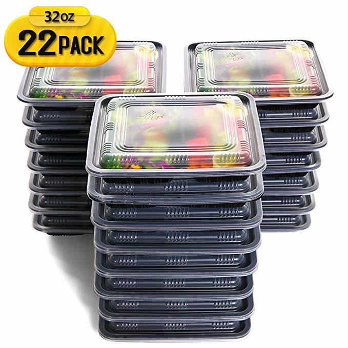 Jiamu-Blister Packaging Manufacture | 32oz Disposable Plastic Microwave 3 Compartment