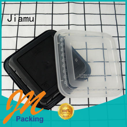 food safe wholesale plastic box packaging square promotion for hotel